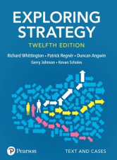 Exploring Strategy - 12th Edition